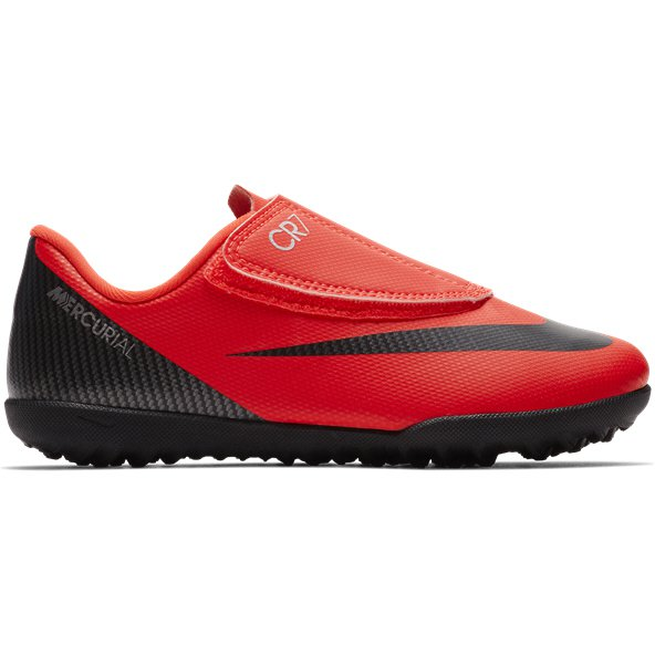 Nike Mercurial Vapor Club CR7 Jnr TF Red