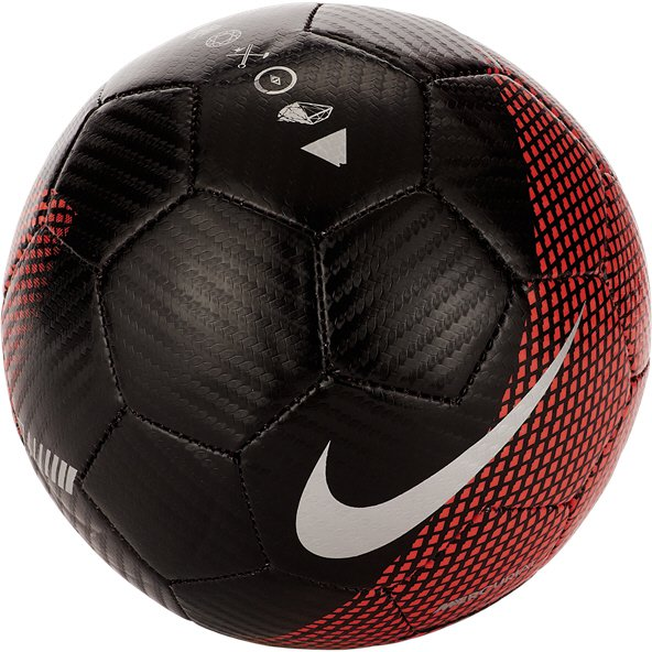 Nike CR7 Skills Ball Black/Crimson