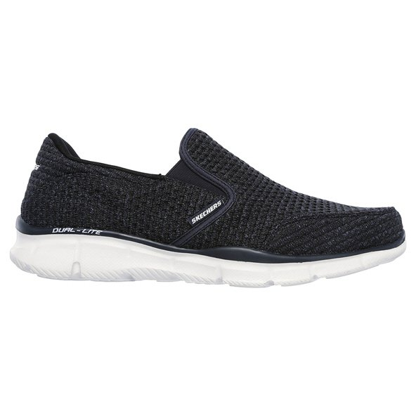 Skechers Equalizer Mens FW Navy/Wht