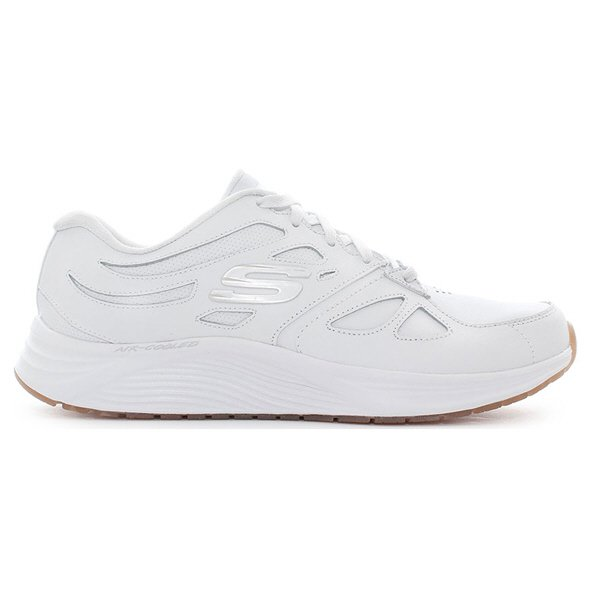 Skechers Skyline Leather Women's Shoe White