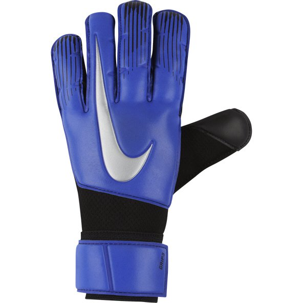 Nike Grip 3 Goalkeeper Glove, Blue
