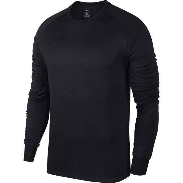 Nike Thermal Academy Crew Top, Black