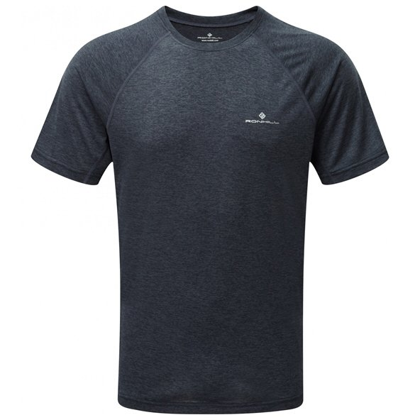 Ronhill Momentum Men's T-shirt Charcoal