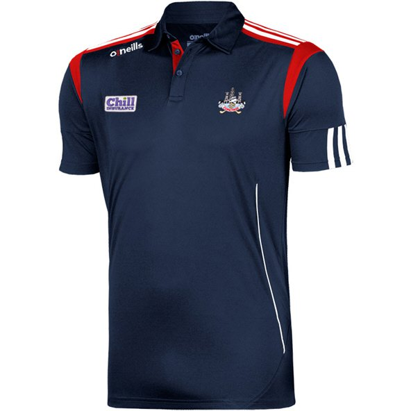 O'Neills Cork Solar Men's Polo Shirt, Navy