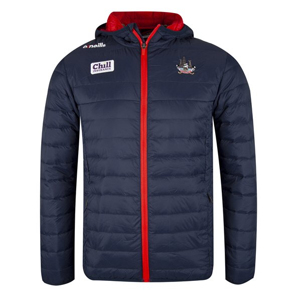 O'Neills Cork Solar Down Pad Jkt Men Nvy