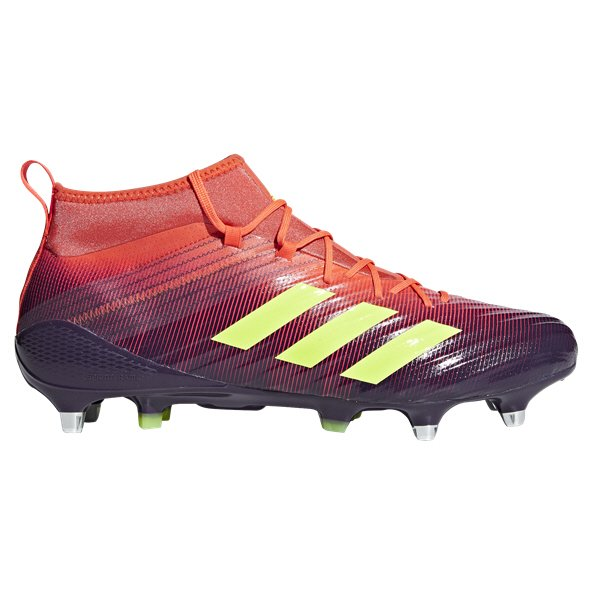 adidas Predator Flare SG Rugby Boot, Orange