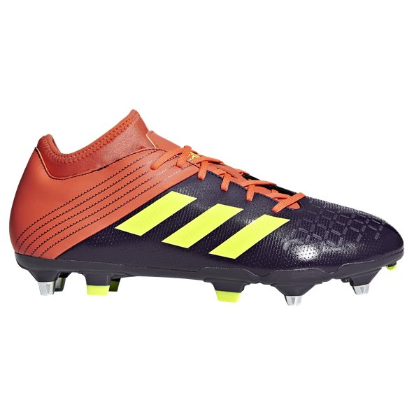 adidas Malice SG Rugby Boot, Orange