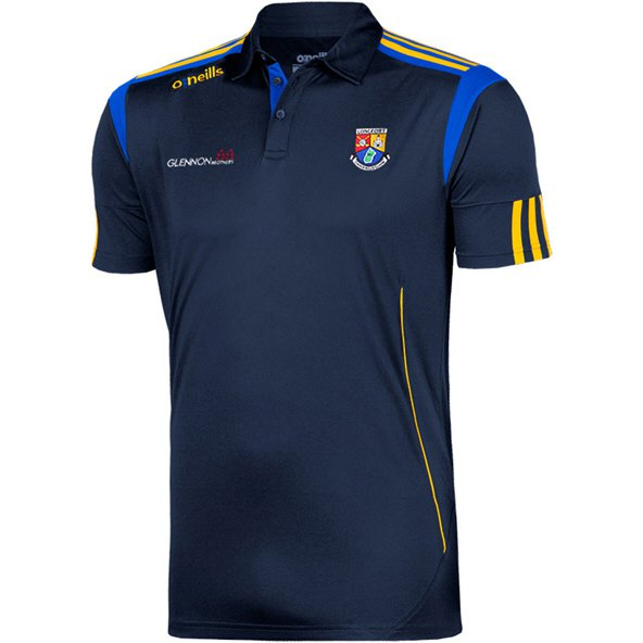 O'Neills Longford Solar Men's Polo Shirt, Navy