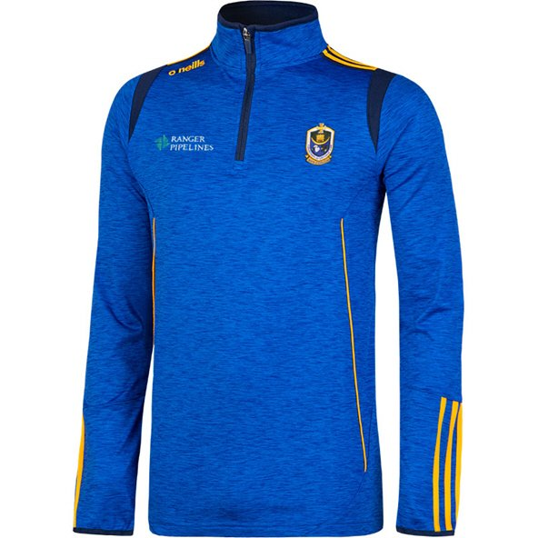 O'Neills Roscommon Solar Men's ½ Zip Top Blue