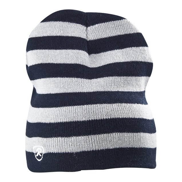 Rugbytech Mens Beanie Navy/Silver