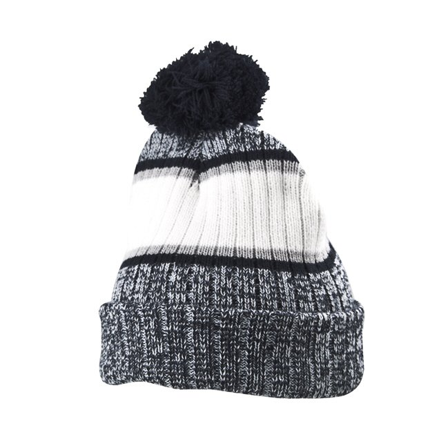 Rugbytech Men's Beanie White/Silver