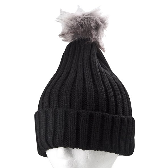 Riptear Girls Beanie Black