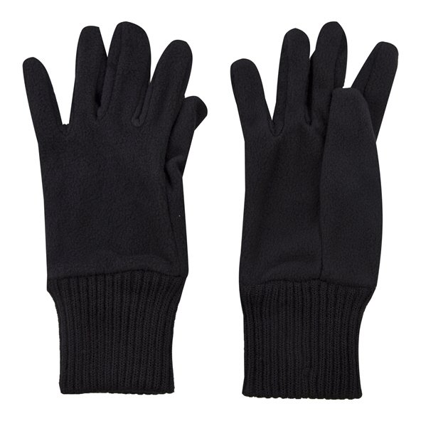 Riptear Fleece Glove, Black