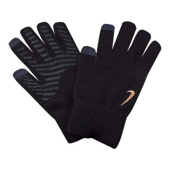 Nike Knitted Tech Glove Black/Anthracite