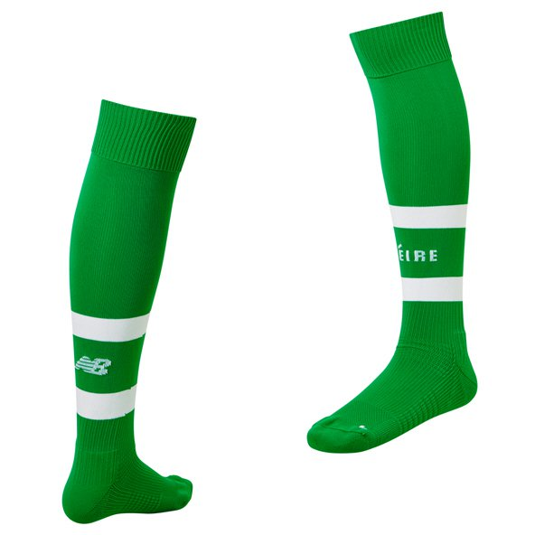 NB Ireland FAI 2019 Home Sock, Green