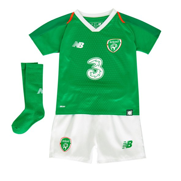 NB FAI Home 18/19 Infant Kit Green