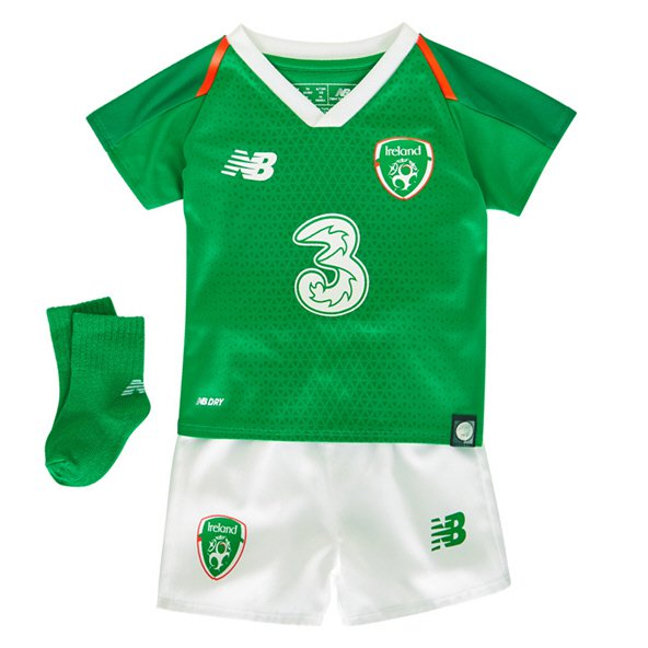 NB FAI Home 18/19 Baby Kit Green
