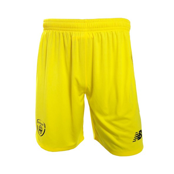 NB Ireland FAI 2019 Kids' Home GK Short, Yellow