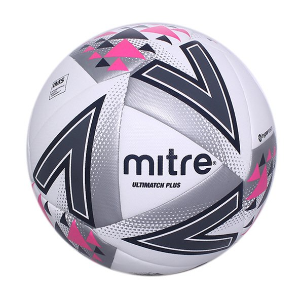 Mitre Ultimatch Plus White/Black