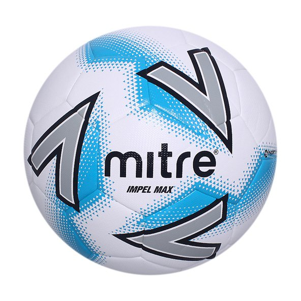 Mitre Impel Max Football, White