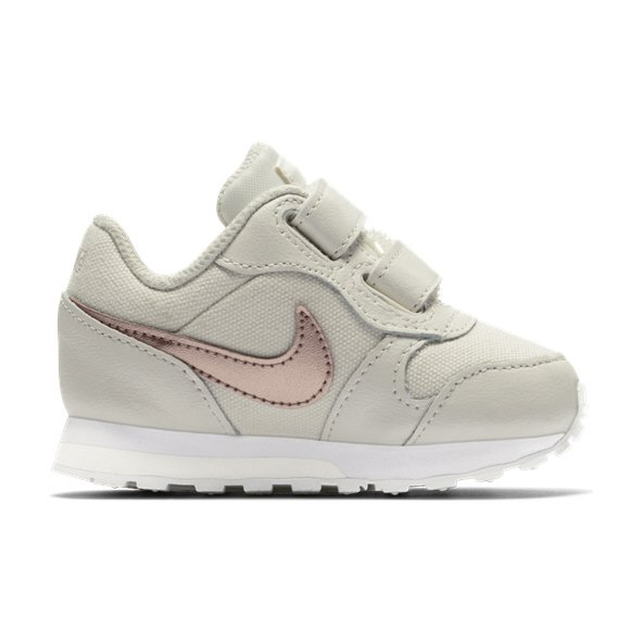 Nike MD Runner 2 Infant Girls' Trainer, Phantom