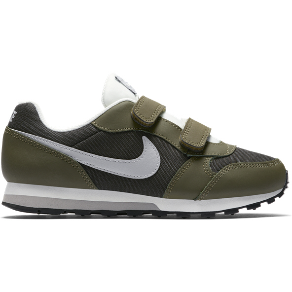 Nike MD Runner 2 Junior Boys' Trainer, Green