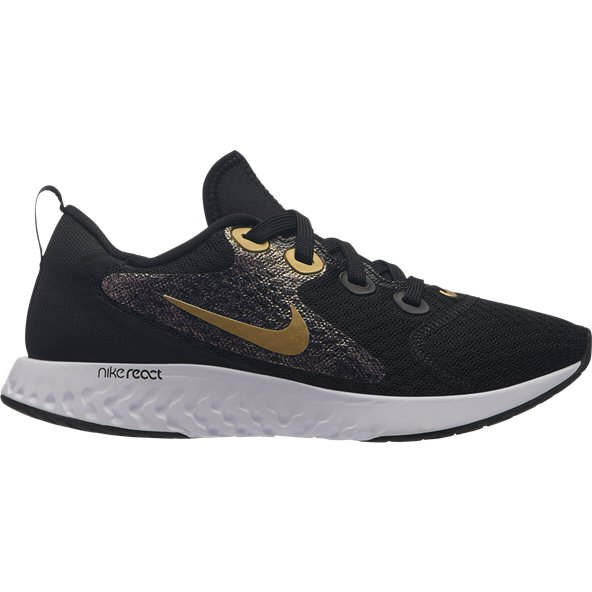 Nike Legend React Shield Girls' Running Shoe, Black