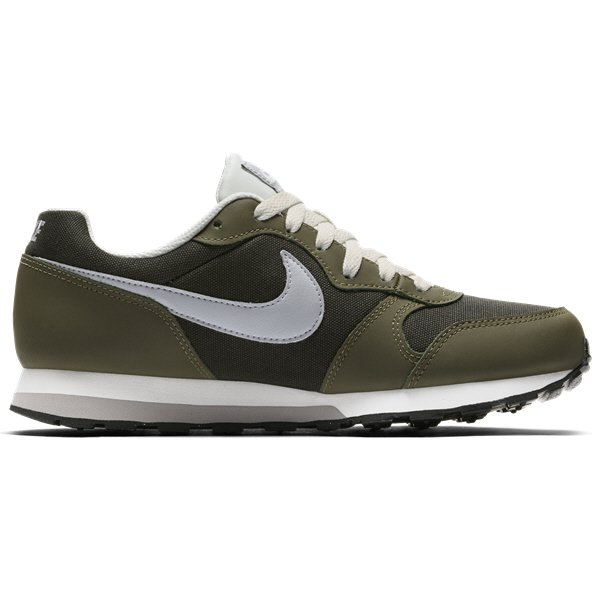 Nike MD Runner 2 Boys' Trainer, Green