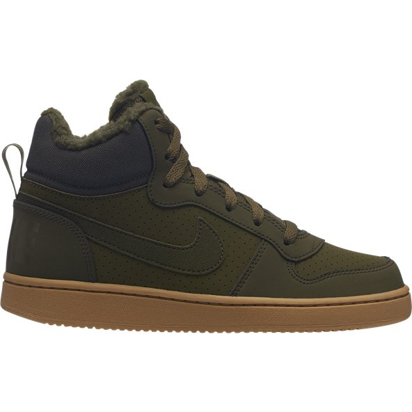 Nike Court Borough Mid Boys' Trainer, Green