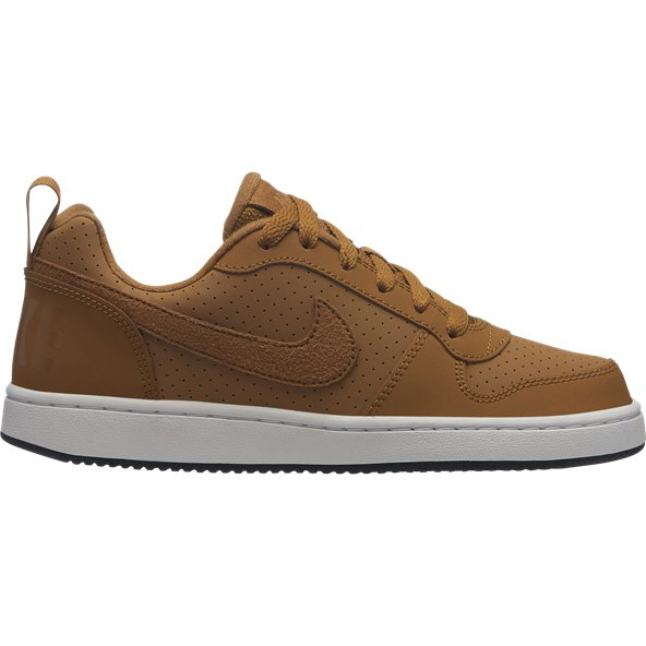 Nike Court Borough Low Boys' Trainer, Wheat