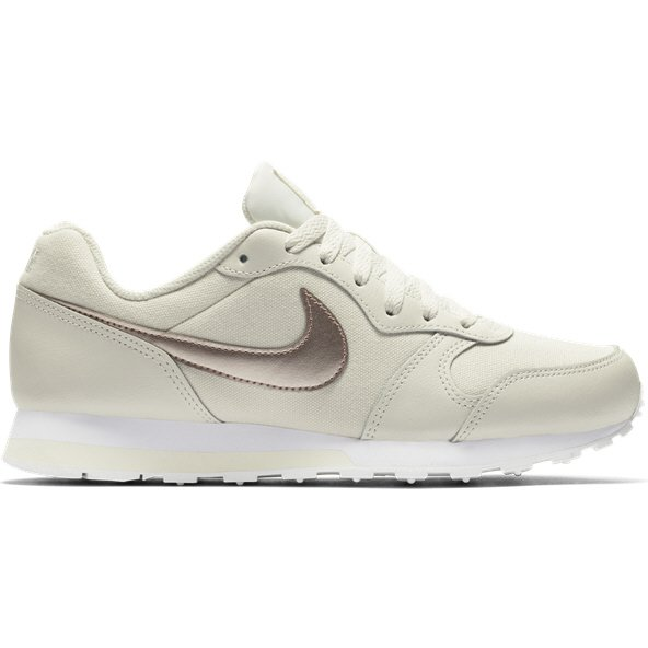 Nike MD Runner 2 Girls' Trainer, Phantom