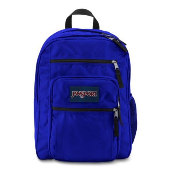 Jansport Big Student Backpack Regal Blue