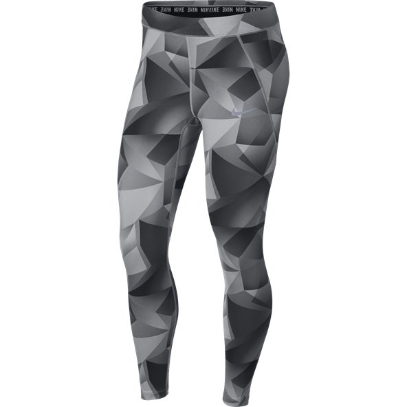 Nike Speed Print ¾ Length Women's Tight, Black