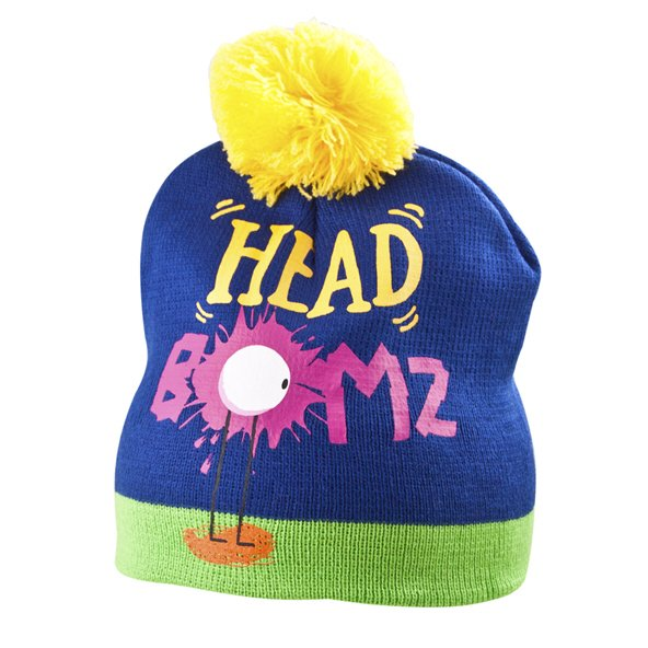 ISPCC Headbomz Kids' Beanie, Blue