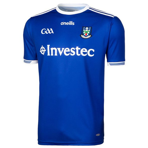 O'Neills Monaghan 2018 Player Fit Away Jersey, Blue