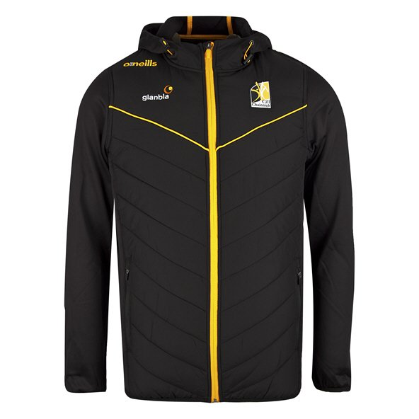 O'Neills Kilkenny Solar Holland Kids' Jacket Black