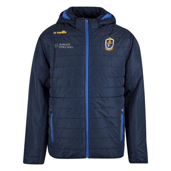 O'Neills Roscommon Solar Kids' Padded Jacket Navy