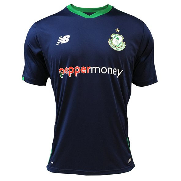 New Balance Shamrock Rovers 2018 Away Jersey, Navy