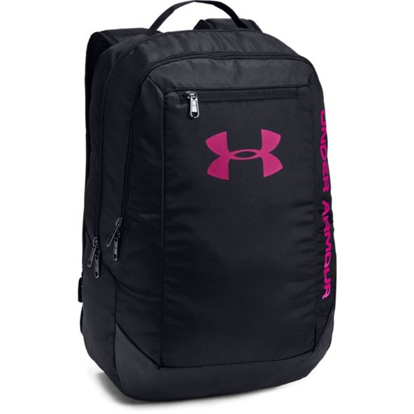 Under Armour® Hustle Lite Backpack, Black