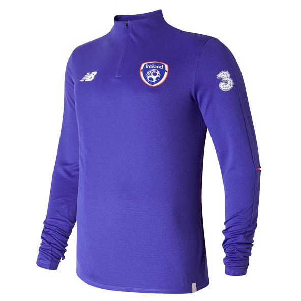 New Balance FAI Elite Mid Layer Top, Purple