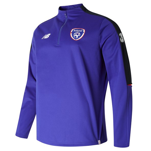 New Balance FAI Elite Training ¼ Zip Top, Purple