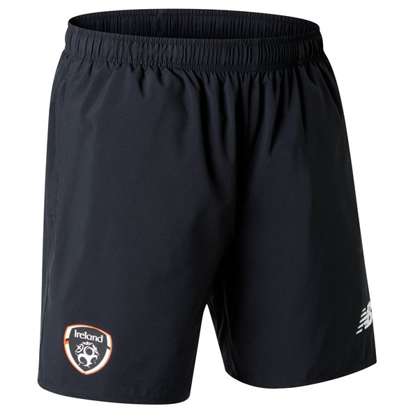 New Balance FAI Elite Kids' Training Short, Black