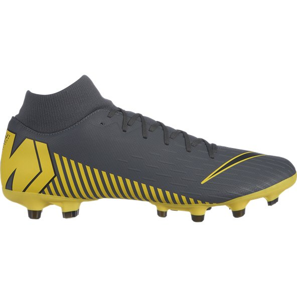 Nike Mercurial Superfly 6 Academy FG Football Boot, Grey
