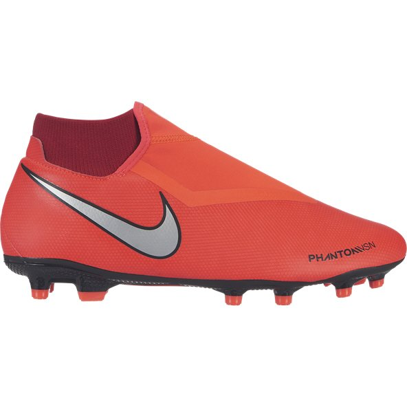 Nike Phantom Vision Academy FG Football Boot, Red