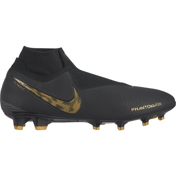 Nike Phantom Vision Elite FG Football Boot, Black