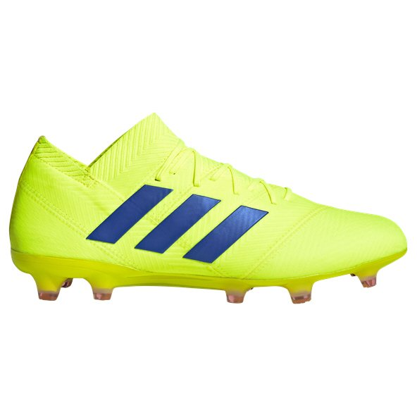 adidas Nemeziz 18.1 FG Football Boot, Yellow
