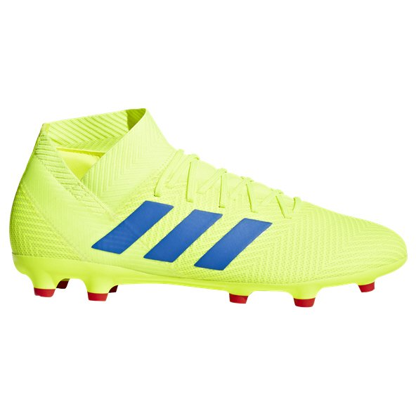 adidas Nemeziz 18.3 FG Football Boot, Yellow