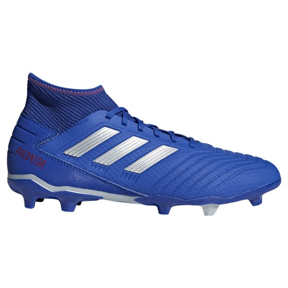 adidas Predator 19.3 FG Football Boot, Blue