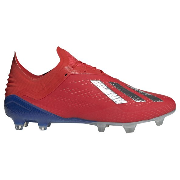 adidas X 18.1 FG Football Boot, Red
