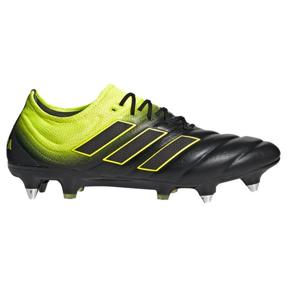 adidas Copa 19.1 SG Football Boot, Black
